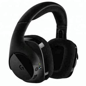 Wireless gaming headset stirnband 7,1 kanal Logitech G533 headset