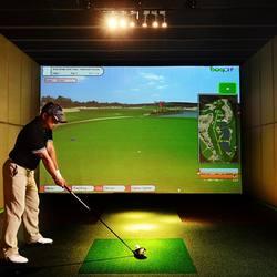PGM Screen Golf Simulator Price
