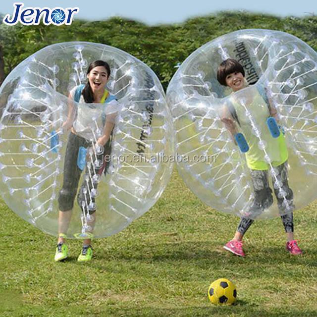 PVC inflatable bumper ball suit