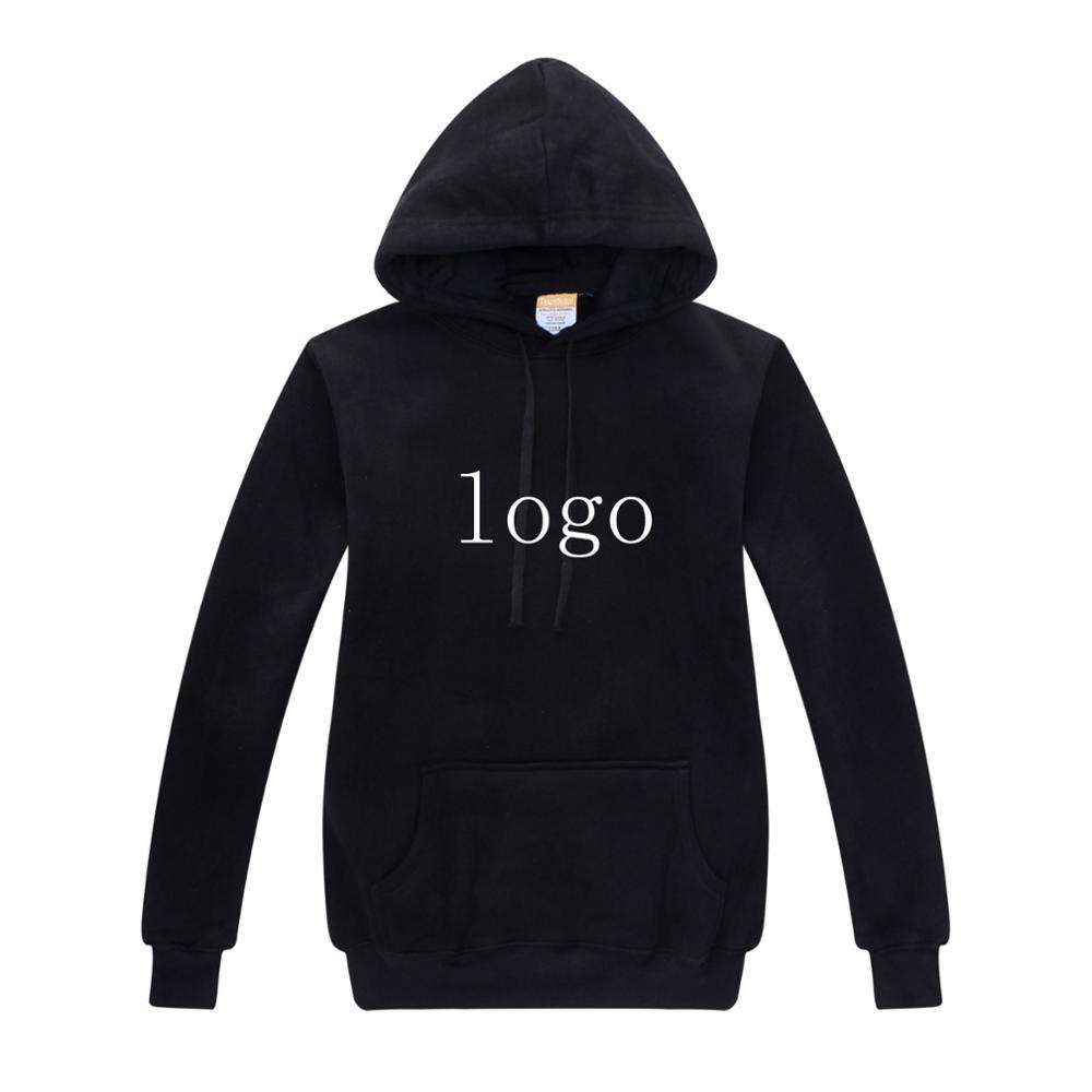 3D Print heavyweight Customized New Design Your Own Sublimation Combed Cotton Hoodie