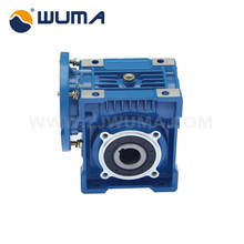 Double Worm Gear Output RV series Transmission Reducer Gearbox