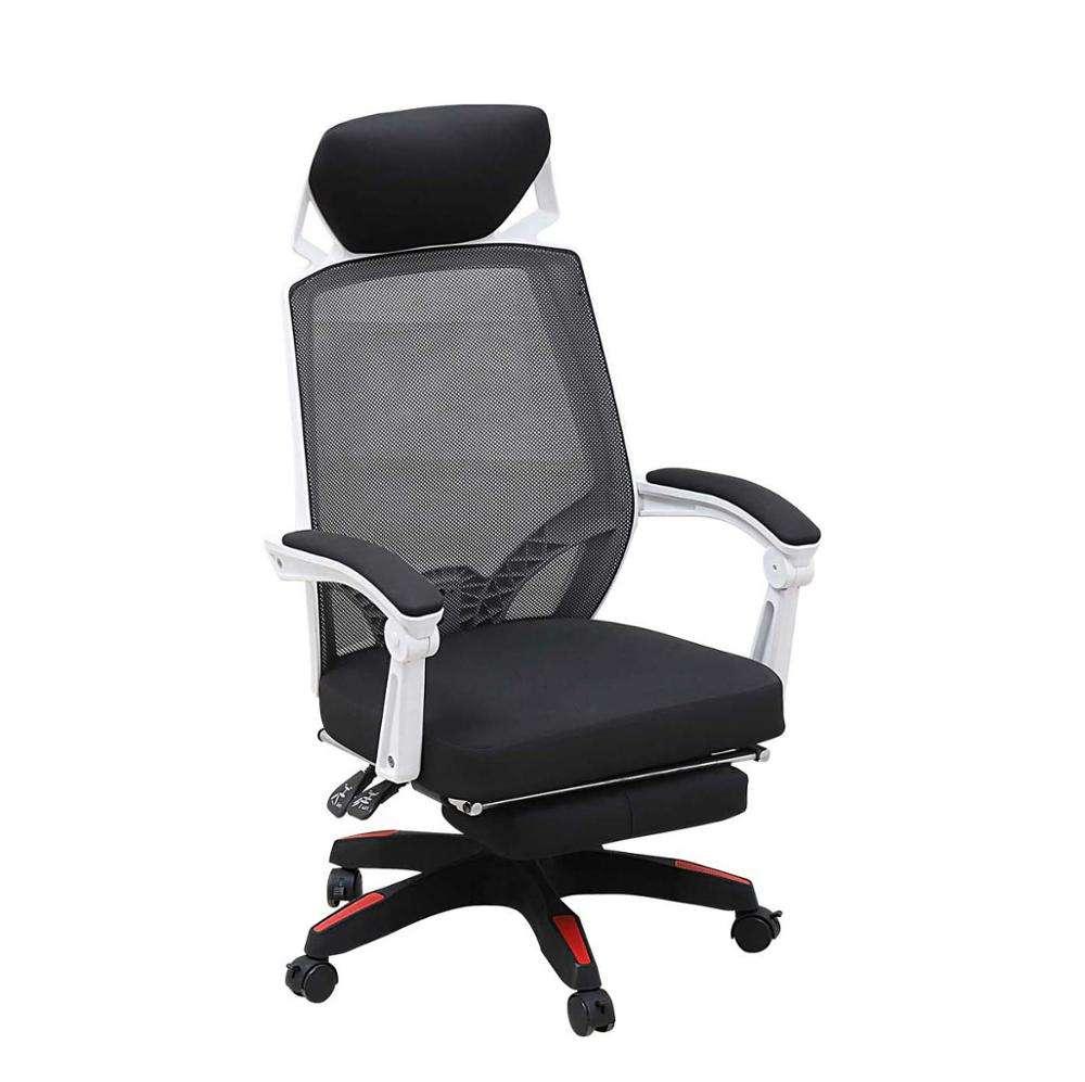 도매 중국 dxracer 레이싱 스타일 anda 좌석 게임 의자 발 휴식