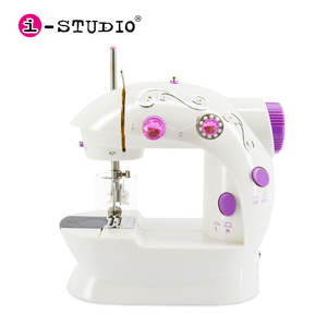 istudio 202a household mini hand sewing machine for bag closer