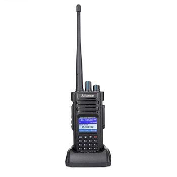 Gps Digital 2 Way Radio Dual Band Dual Time Slot 10 W Tahan Air Ham Radio