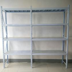 adjustable light duty warehouse building material storage rack