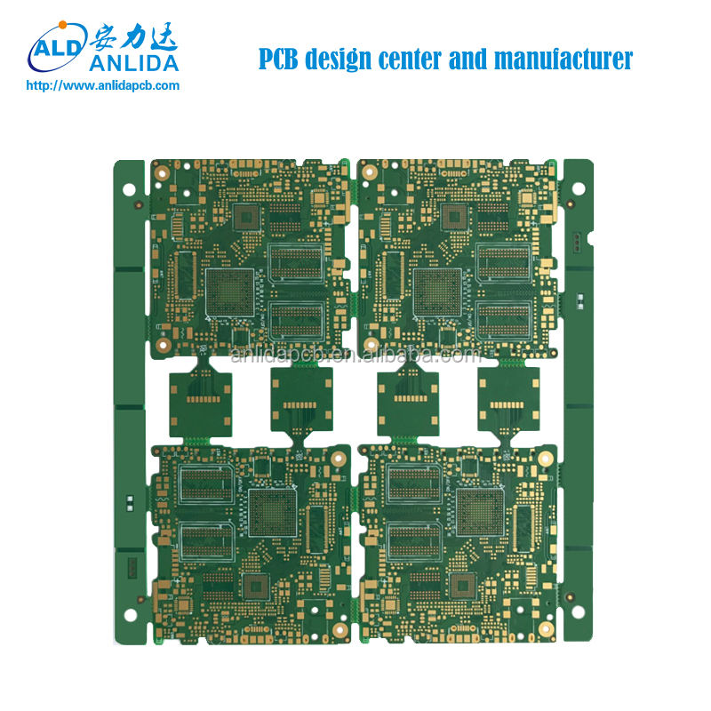 Custom high quality buried blind vias multilayer PCB supplier