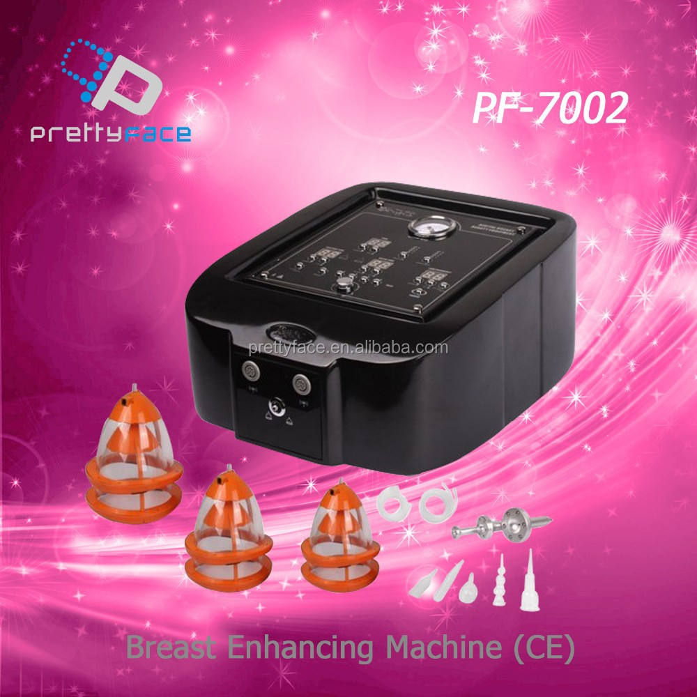 most popular electro stimulation breast enlargement equipment