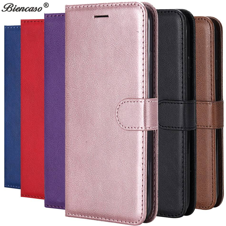 PU Leather Flip Case for Samsung Galaxy A3 A5 A6 A8 Plus 2018 J2 Pro J4 J6 J8 J3 J5 J7 Duo 2017 Prime Note 8 9 Cover Case B128
