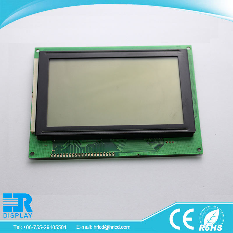 E-ink display 240x128 dot matrix LCD display Module with T6963 Controller