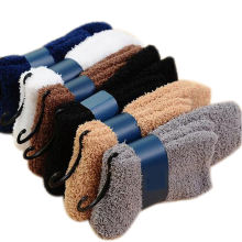 cozy thermal fuzzy terry socks winter fluffy unisex socks