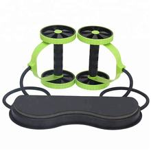 Factory new design revoflex xtreme , ab wheel roller with resistance band