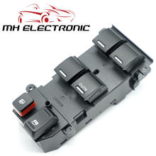 MH Electronic Power Window Control Switch 35750-SWA-K01 35750SWAK01 For Honda CR-V 2007 2008 2009 2010 2011