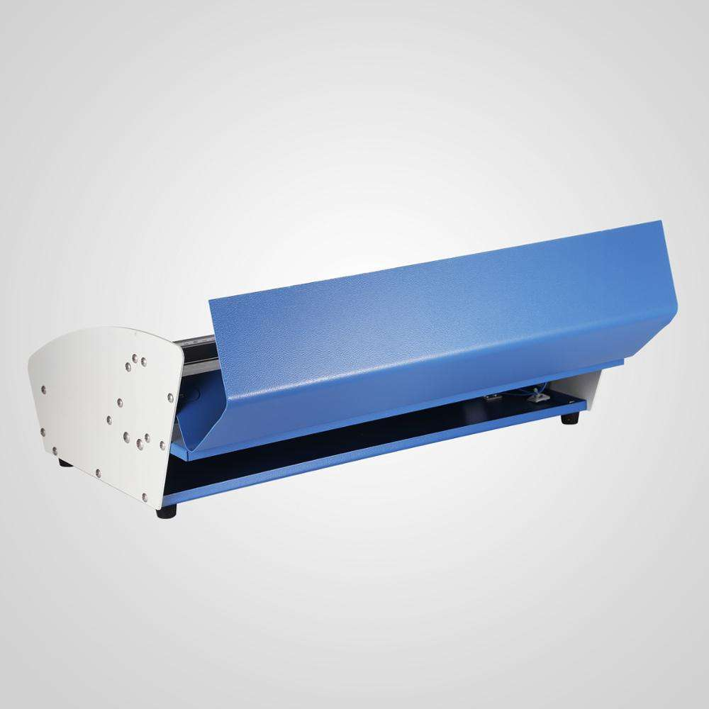 "Shipping free 520mm 20.5"" Factory price 3-in-1 Creaser Perforating scoring cutting Paper Electrical Creasing Machine"