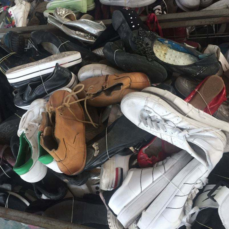 CHINA used clothing buy cheap used shoes in new york