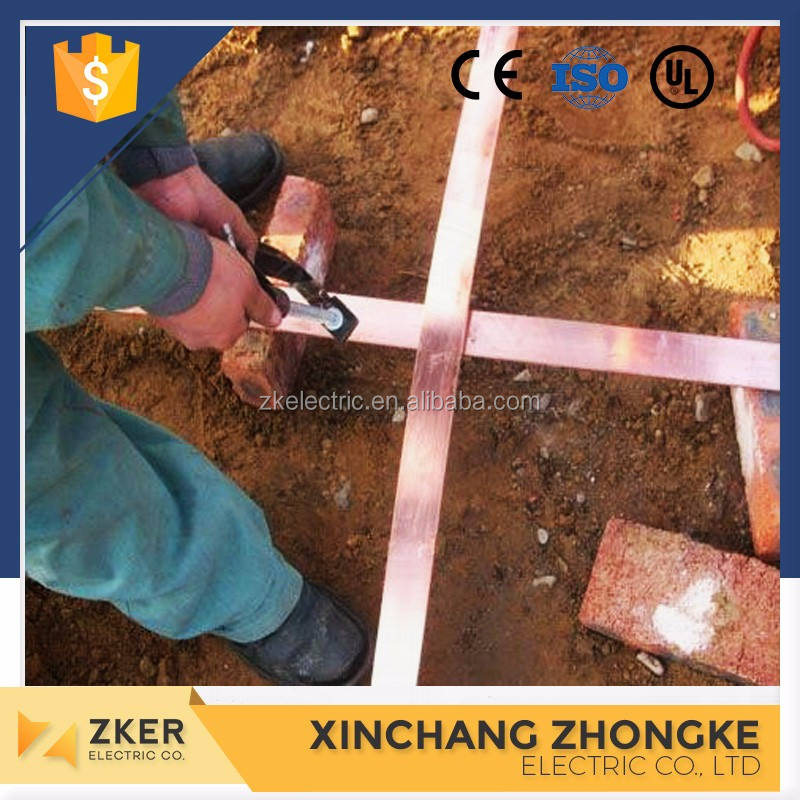 Exothermic Welding Powder and Exothermic Welding Mold for Earthing Conductivity Material