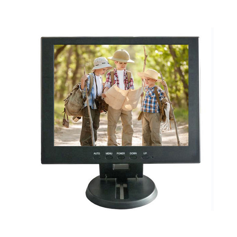 New design 10 inch open frame lcd monitor sdi camera monitor mini computer monitor