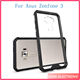 [Soar]Latest New Anti-shock Clear Back PC TPU Bumper Case Cover For Asus Zenfone 3 ZE552KL