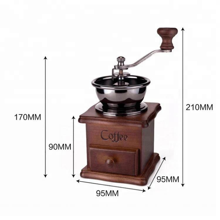 Distribution tool manual coffee grinder antique coffee grinder professional