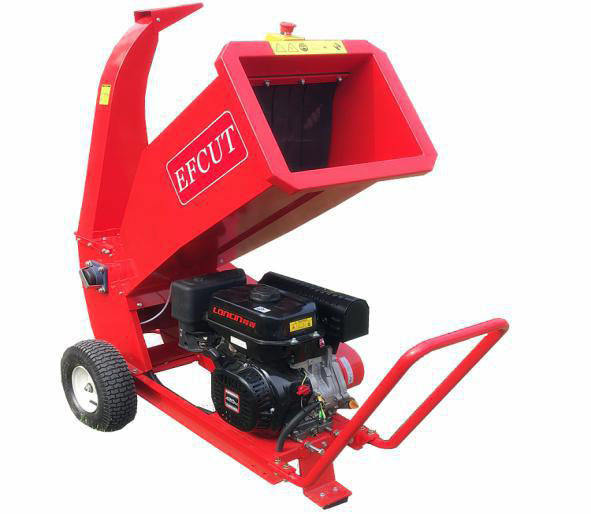 EFCUT B008 | New Style 15HP Big Power Widely wood Chipper Shredder Used In Garden And Farm Broken Wood Machine