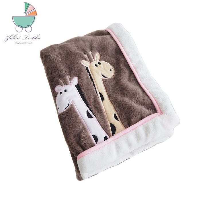 Conventional Weighted Soft Touch 100% Flannel Muslin Swaddle Baby Blanket