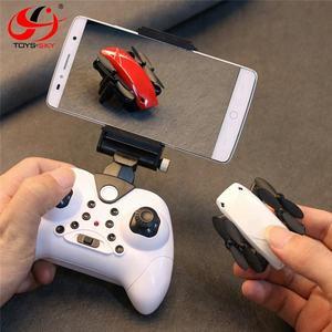 Original Mini drone Camera S9 S9HW Foldable Pocket Quadcopter with 480P Cam WIFI App Control
