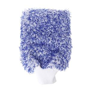 Cleaning Gloves Microfiber Chenille Car Plush Wash Mitt