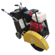 Loncin Engine Asphalt Concrete Pavement Road Cutting Saw Machinery With Water Tank