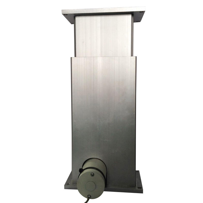 3 stages 350mm stroke 3000N electric lifting column for table lift