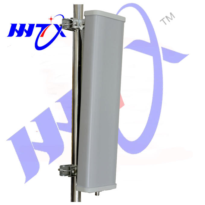 790-860M GSM 18dBi directional base station panel horizontal polarization antenna