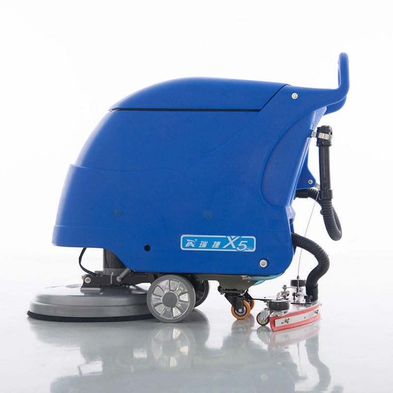 Oem Wholesale Floor Tile Scrubber Floor Brush Cleaning Machine