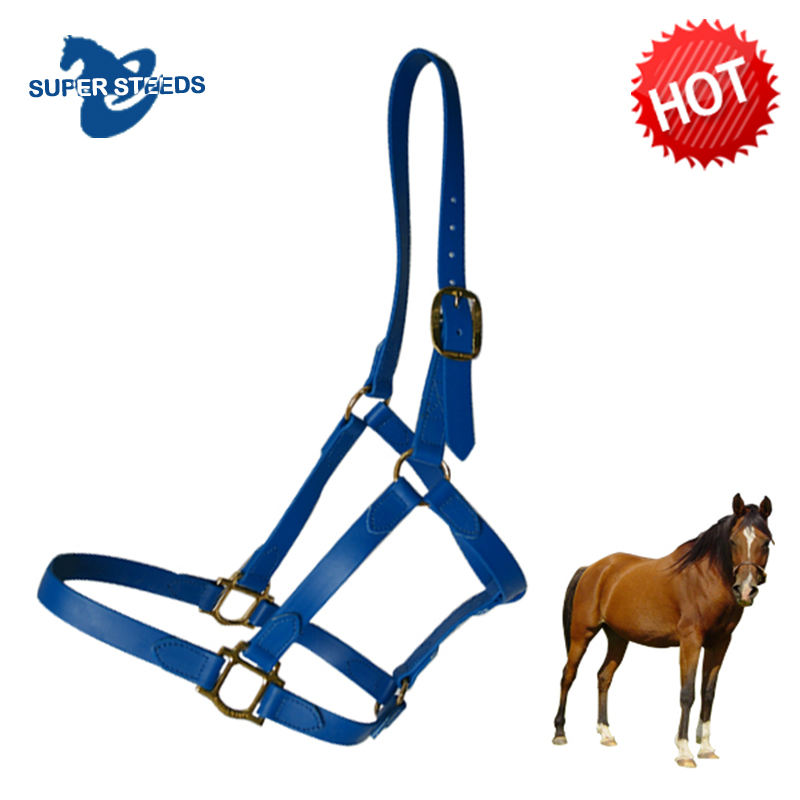 Cold resistant solid brass horse halter hardware with best quality and low price