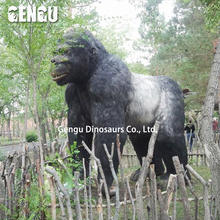 Animatronic Theme Park Animal Gorilla