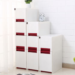 Hot Sale Drawers Drawer type Cabinet in bedroom with four wheels