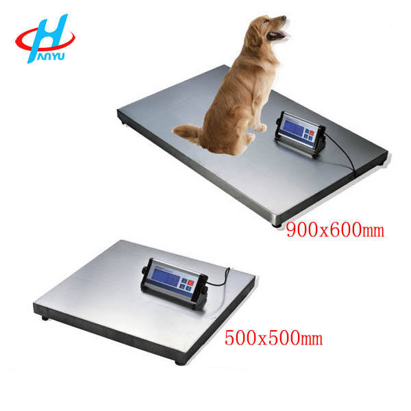 KD-AEC Electronic high quality waterproof digital animal weighing scale pet scale