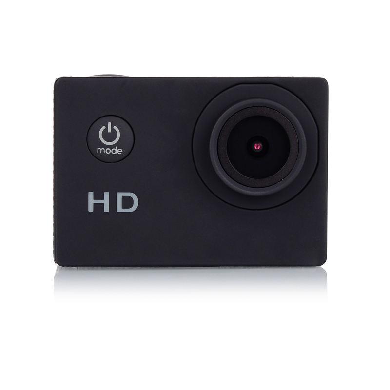 2.0 Inch Screen sport camera xdv Action camera HD Helmet Cam 30 Meters Waterproof Sports DV