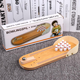 Mini Bowling Mini Wooden Desktop Bowling Game Mini Tabletop Bowling Toy Classic Desk Ball for Kids and Adults