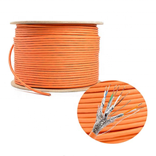Ethernet cavo cat5 cat6a cat6 1000ft roll  rj45 stp outdoor ethernet cable cat 7  cat7 cable