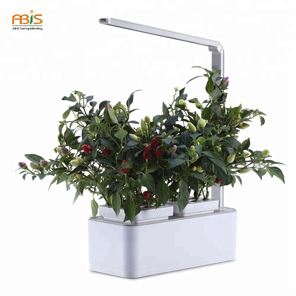 Wholesale 2019 amazon hot sale aluminium garden furniture planter Hydroponics pot Christmas gift
