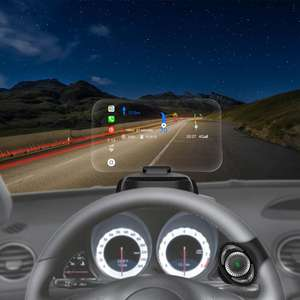 2020 Head Up Display per Auto, HUD compatibile con il Gioco e Google Auto
