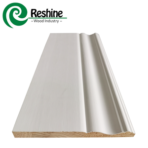 Waterproof Wooden Baseboard Skirting Casing