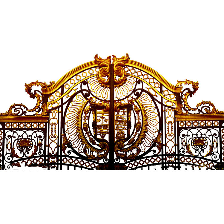 2020 Fancy Luxury Gates House Main Iron Gate Designs Wrought Iron Gate