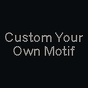 Custom hot fix motif design