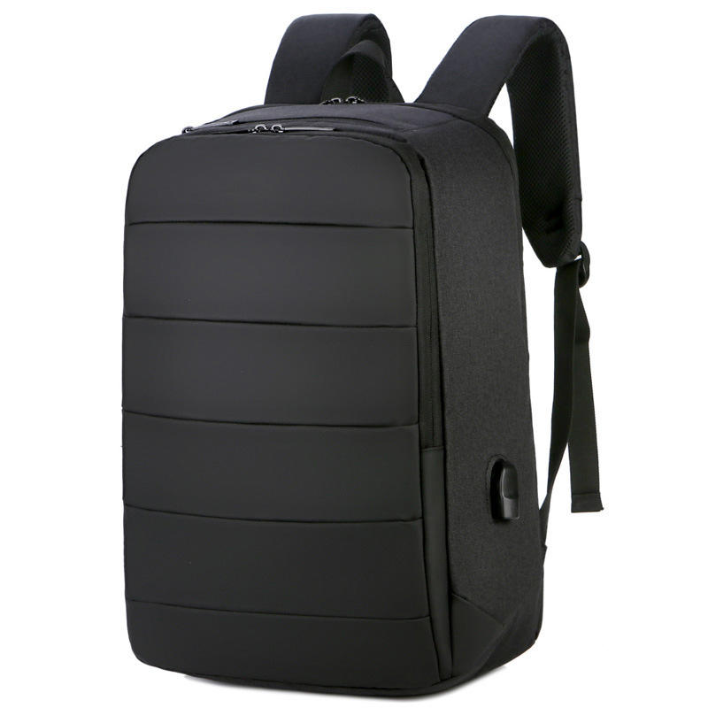 Anti Theft laptop backpack with USB charging port men travelling Business Travel Usb Charging waterproof Bag