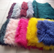 wholesale hot pink sale Real Mongolian Lamb Fur Pelts/Sheep Skin /Tibetan Lamb Fur Skin