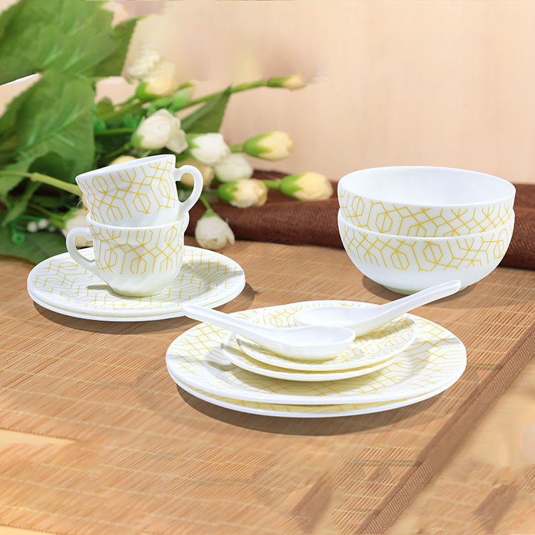 manufacturers price best quality hotel dinner service set other portable tableware