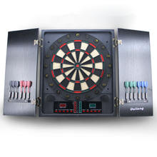 Electronic Dartboard, Built In Cabinet