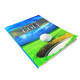 top quality fashion golf ball cheap magazine printing for sports