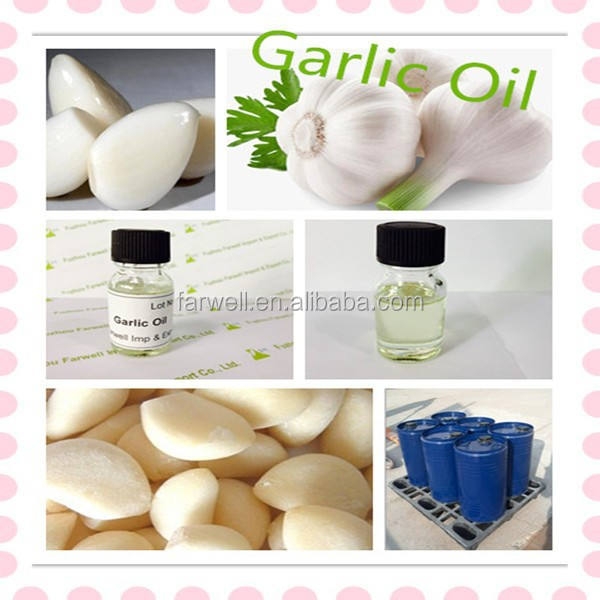 Farwell Garlic Oil FCC Grade Bulk Sale 8000-78-0