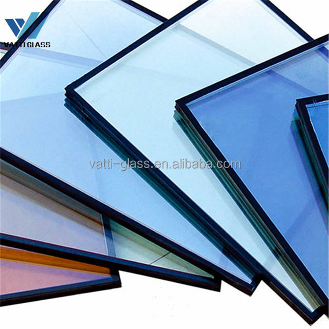 Clear/Tinted/Reflective/Tempered/Laminated/Argon/Low-E Insulated Glass from Qingdao Vatti Glass