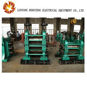 sales rebar steel hot rolling mill and steel melting furnace